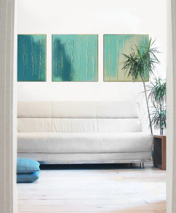triptych paintings